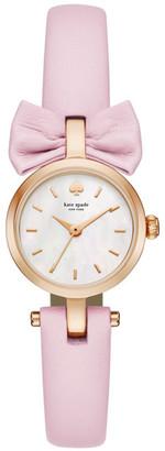 kate spade new york Women's Tiny Metro Quartz Watch $175 thestylecure.com