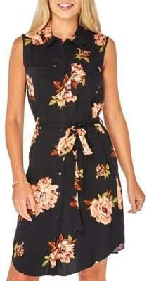 Dorothy Perkins Amber Floral Shirt Dress