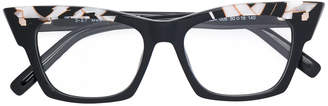 DSQUARED2 Eyewear bold cat-eye glasses