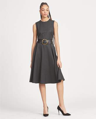 Ralph Lauren Wool A-Line Dress