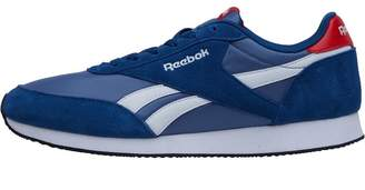 Classics Mens Royal Jogger 2 Trainers HS-Bunker Blue/Blue Slate/White