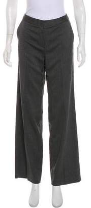 T Tahari High-Rise Wide-Leg Pants