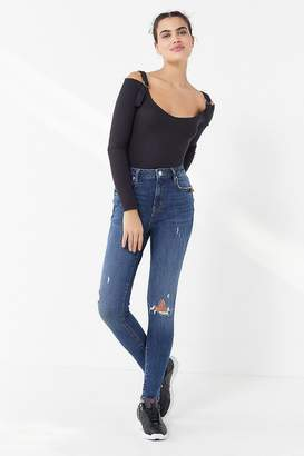BDG Twig High-Rise Skinny Jean – Dark Wash