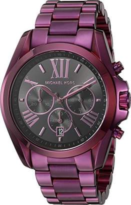 Michael Kors Women's 'Bradshaw' Quartz Stainless Steel Casual Watch