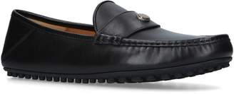 96838636f65 Gucci Men s Leather Driving Shoe