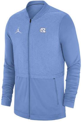 Nike Men North Carolina Tar Heels Elite Hybrid Full-Zip Jacket