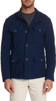 Robert Graham Men's Harley Button Jacket