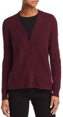 Aqua V-Neck Cashmere Cardigan - 100% Exclusive