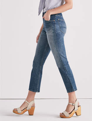 Lucky Brand LUCKY PINS HIGH RISE CROPPED BOOT JEAN