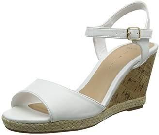 New Look Women's Wide Foot Petal Open Toe Heels,40 EU