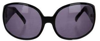 Michael Kors Oversize Tinted Sunglasess