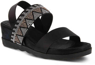 Spring Step Patrizia by Teepee Wedge Sandal - Women's