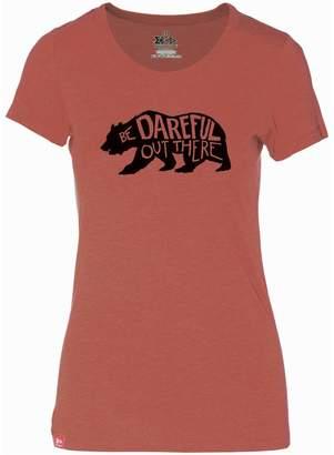 Meridian Line Dare Bear T-Shirt - Women's