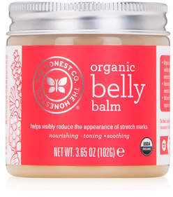 Organic Belly Balm $15.99 thestylecure.com
