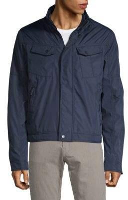 William Rast Pocket Seamed Jacket