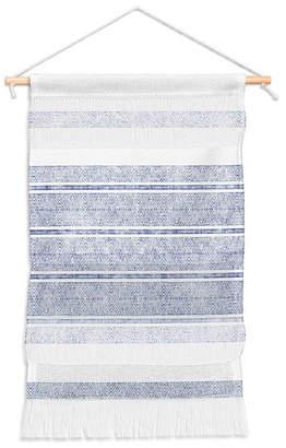 "Deny Designs Holli Zollinger Capri Stripes Wall Hanging Portrait, 11""x16"""