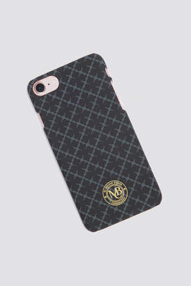 By Malene Birger Pamsy iPhone 7/8 Case Charcoal
