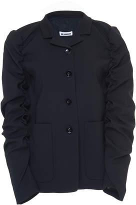 Jil Sander Faberge Ruched Jacket