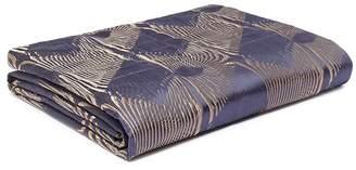 Frette Fireworks king size light quilt - Blue/Beige