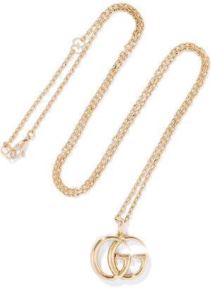 Gucci 18-karat Gold Necklace - one size