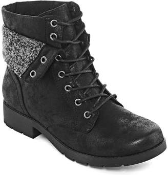 Arizona Womens Yates Lace Up Boots