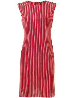 Aspesi striped silk dress