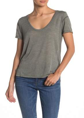 PST by Project Social T Rodeo Scoop Neck T-Shirt