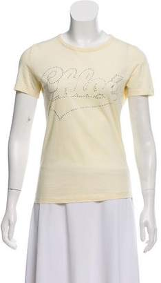 See by Chloe Graphic Short Sleeve T-shirt