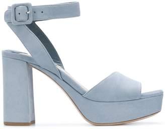 Miu Miu retro platform sandals