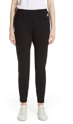 Moncler Pintuck Cotton Pants