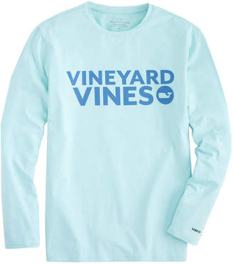 Vineyard Vines Long-Sleeve Performance Space-Dyed T-Shirt