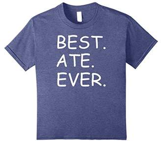 Best Ate Ever Filipino Greatest sister Pinay Funny T-shirt