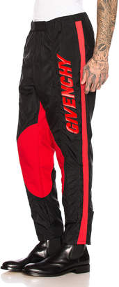 Givenchy Racing Pant in Black | FWRD
