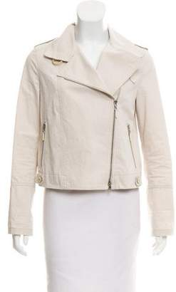 Brunello Cucinelli Asymmetrical Zip-Up Jacket