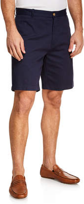 Tailorbyrd Men's Garment Dye Shorts