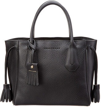 at Rue La La � Longchamp Penelope Small Leather Tote