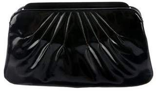 Judith Leiber Patent Leather Clutch