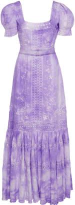 LoveShackFancy Ryan Cloud Cotton Maxi Dress Size: 6