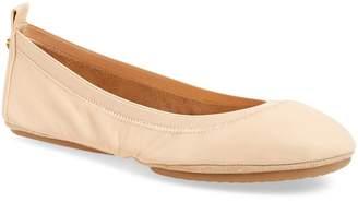 Yosi Samra Samara Foldable Ballet Flat