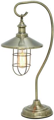 UMA Enterprises Uma Enterprises 23In Nickel Table Lamp