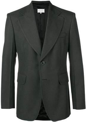 Maison Margiela wide lapel blazer