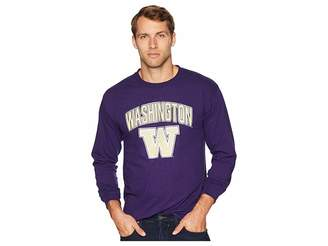 Champion College Washington Huskies Long Sleeve Jersey Tee