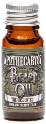 Apothecary 87 - Apothecary 87 The Unscented Beard Oil 10ml