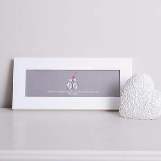 Daisy Maison Personalised Glass People Floating Hearts