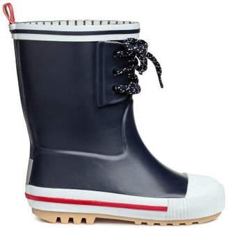 H&M Rubber boots - Blue