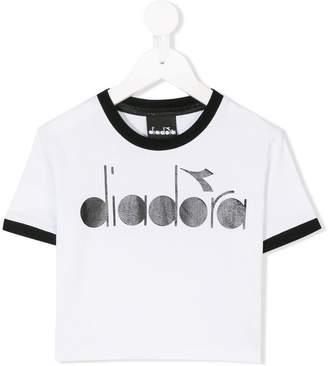 Diadora Junior classic logo T-shirt