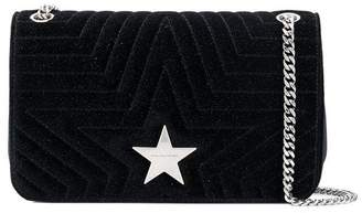 Stella McCartney star quilted shoulder bag