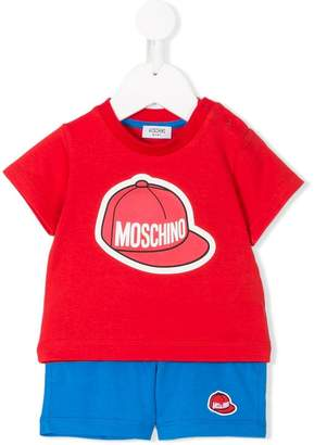 Moschino Kids T-shirt & shorts set