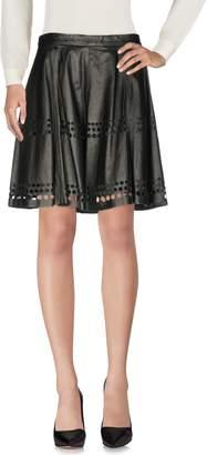 Daniele Alessandrini Knee length skirts