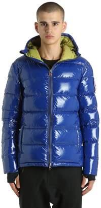 Invicta Glossy Nylon Down Jacket